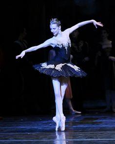 Think like a ballerina...discipline, staying focused, balance, etc.