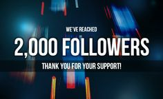 Thank you traffic safety fans for following our LinkedIn page. We have reached over 2,000 followers!