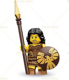 Warrior Woman (Donna Guerriera)