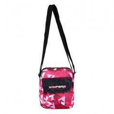 Winpard 6596 Sling Bag (Dark Rose/Black)