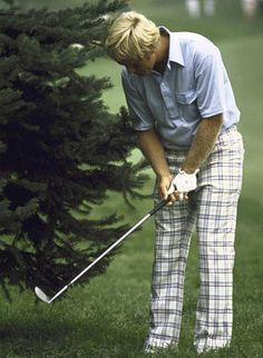 Jack Nicklaus at 1975 PGA Championship at Firestone Country Club Golf Baby, Golden Bear, Jack Nicklaus, Carolina Hurricanes, Golf Courses, Passion, Club, History, Country