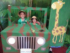 VBS Safari Jeep