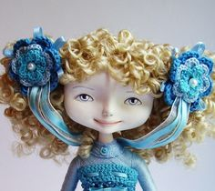 The souvenir interior doll Lucy, OOAK, Art doll, Handmade doll, Collecting doll by OkSunnyDollsShop on Etsy https://www.etsy.com/listing/222540903/the-souvenir-interior-doll-lucy-ooak-art