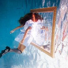 Alice in Waterland (yes, its a common theme)