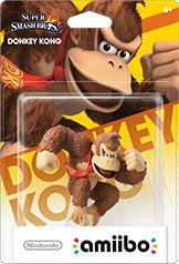 Donkey Kong amiibo Box Art