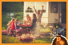 How to Celebrate the Perfect Thanksgiving in an RV | Lazydays #RVLifestyle #RVers #Tradition