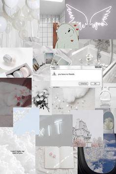 Fondo aesthetic de color blanco in 2020 Aesthetic desktop wallpaper Iphone wallpaper tumblr aesthetic Aesthetic iphone wallpaper