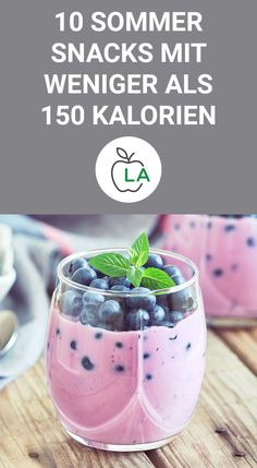 Snacks mit wenig Kalorien - 10 Sommer Rezepte zum Abnehmen Snacks on the go have to be like this homemade blueberry buttermilk protein shake: healthy and quick. Here is the simple recipe for losing weight. weight recipes for weight loss Low Calorie Snacks, No Calorie Foods, Low Calorie Recipes, Healthy Snacks, Healthy Recipes, Protein Recipes, Eat Healthy, Summer Desserts, Summer Recipes