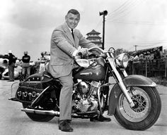 Clark Gable later in life on a PanHead
