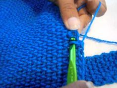 Split Single Crochet (Ssc) Stitch. Always nice to know new crochet techniques! I have to add this one to my bag of tricks