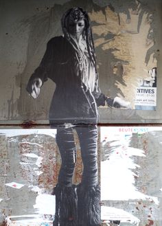 Paste Up Girl
