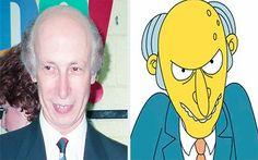 Personajes de los Simpson en la vida personas reales  ~ Udever