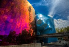 Museu EMP | Seattle (EUA)