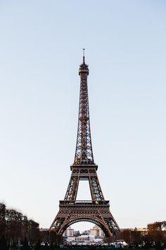 The Eiffel Tower, Paris - A Paris Guide