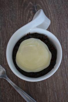 Schokolade Minz Tassenkuchen 1