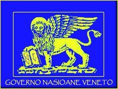 L'INDIPENDENZA DI SAN MARCO: GOVERNO NASIONAE VENETO, UN SIMBOLO ORIGINALE!    ...