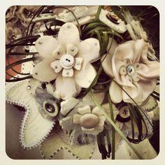 Bouquet. Totally handmade