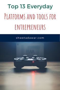 Here is a list of 13 top everyday platforms and tools for entrepreneurs to help you become more productive and build systems in your business that work Marketing Automation Writing A Business Plan, Business Goals, Business Entrepreneur, Business Tips, Email Marketing Lists, Media Marketing, List Of Hashtags, How To Get Clients, Products
