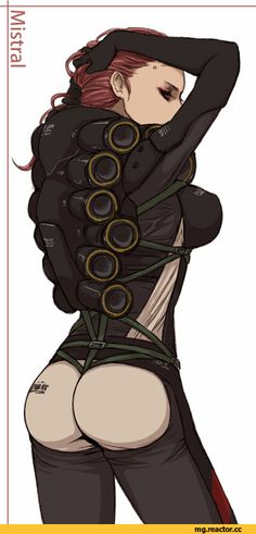 Mistral-Metal-Gear-Rising-Metal-Gear-фэндомы-2213199.jpeg (367×750)