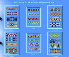 Patterns Pulseras
