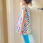 Pillowcase Dress Pattern (free Pillowcase Dress pattern & tutorial) - Scattered Thoughts of a Crafty Mom by Jamie Sanders Girl Dress Patterns, Blouse Patterns, Skirt Patterns, Pillowcase Dress Pattern, Pillowcase Dresses, Barbie Dress, Barbie Clothes, Maxi Dress Tutorials, Simple Summer Dresses