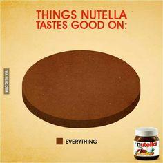Nutellahink 3kg: En hel hink med Nutella, gott till allt! - Teknikmagasinet.se