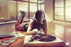 Photograph Vinyl by LiquidWild  on 500px