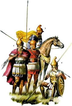 Alexander's army.