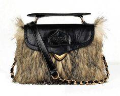 Black Prada Leather Handbags
