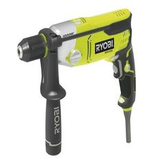 Ryobi RPD1200-K Review Two Speed Percussion Drill with LED, 1200 W