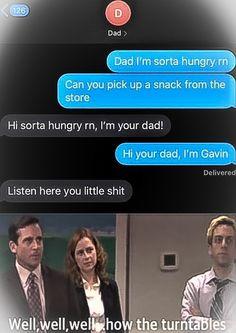 Funny Texts Jokes, Text Jokes, Crazy Funny Memes, Really Funny Memes, Dad Jokes, Stupid Memes, Funny Relatable Memes, Haha Funny, Funny Text Conversations