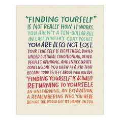 With its warm colors and life-affirming, you-affirming message, this art print is a daily reminder you are not lost—even if it feels like some little (or big) parts of your soul. Gone For Good, Life Affirming, Daily Reminder, Holiday Gift Guide, Warm Colors, Famous Quotes, Framed Art Prints, Finding Yourself, Inspirational Quotes