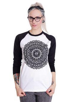Bring Me The Horizon - Kaleidoscope White/Black - Longsleeve - Official Merch Store - Impericon.com UK