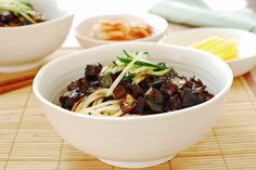 Jajangmyeon recipe