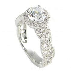 The most beautiful wedding rings: Three strand wedding ring meaning
