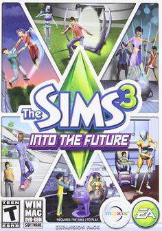 Amazon.com: The Sims 3 Into the Future - PC/Mac: Video Games