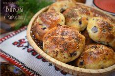 Bułeczki z Rokietnicy - kuchnia podkarpacka Bagel, Bread, Food, Brot, Essen, Baking, Meals, Breads, Buns
