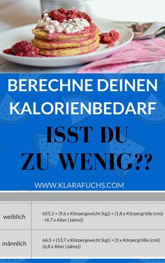Die Mathematik des Abnehmens – Berechne deinen Energiebedarf Many of you have probably already dealt with your diet. How much should you eat? Where is the limit? Gourmet Recipes, Low Carb Recipes, Healthy Recipes, Healthy Food, Concealer Tips, Divorce, Nutrition, Easy Cooking, Food Print