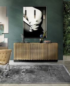See more @ http://www.bykoket.com/inspirations/uncategorized/luxurious-sideboards/15