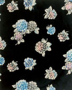 French avant-garde artist Raoul Dufy. background, pattern
