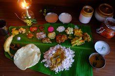 Thrissur style Onam