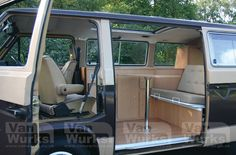 Classic Interior for Volkswagen T25 from £2,095.00