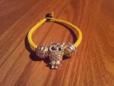 Little owl bracelet