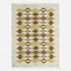 Judith Johansson flatweave carpet