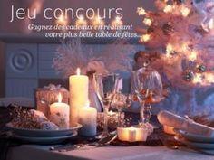 diapo deco table noel • Hellocoton.fr