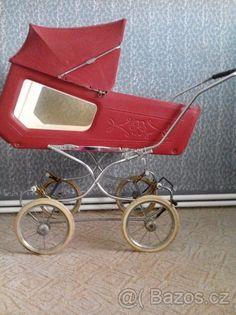 Pram Stroller, Baby Strollers, Vintage Pram, Prams And Pushchairs, Baby Carriage, Old Toys, Baby Gear, Twinkle Twinkle, Childhood Memories