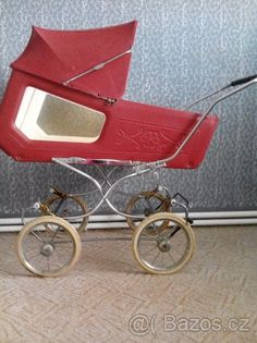 Retro Liberta - 1 Pram Stroller, Baby Strollers, Vintage Pram, Prams And Pushchairs, Baby Carriage, Old Toys, Baby Gear, Twinkle Twinkle, Childhood Memories