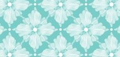 lovely color, lovely pattern!
