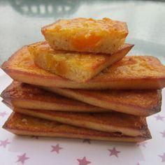 Légèreté & Gourmandises: Financiers à l'abricot (2 PP)