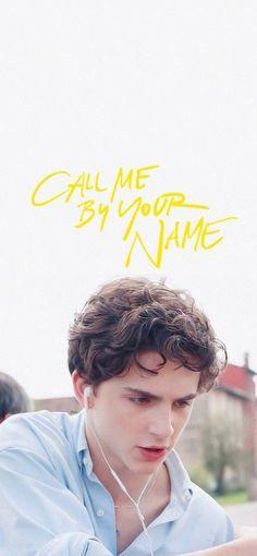 영화 Call me by your name 아이폰배경화면 Your Name Wallpaper, Your Name Movie, Call Me By, Name Drawings, Movie Co, Timmy T, Future Photos, My Buddy, Cute Gay